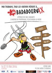 Affiche Badabourg 2016