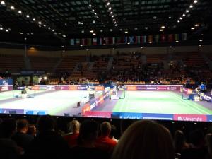Championnat d'Europe de Badminton - Challans 2016 - 03