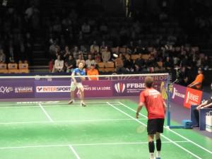 Championnat d'Europe de Badminton - Challans 2016 - 04