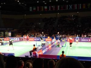 Championnat d'Europe de Badminton - Challans 2016 - 05