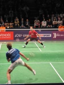 Championnat d'Europe de Badminton - Challans 2016 - 06
