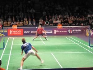 Championnat d'Europe de Badminton - Challans 2016 - 07