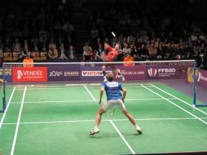 Championnat d'Europe de Badminton - Challans 2016 - 08