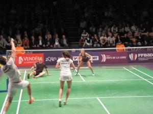 Championnat d'Europe de Badminton - Challans 2016 - 09
