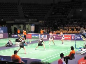 Championnat d'Europe de Badminton - Challans 2016 - 10