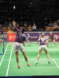 Championnat d'Europe de Badminton - Challans 2016 - 11