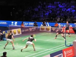 Championnat d'Europe de Badminton - Challans 2016 - 13