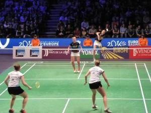 Championnat d'Europe de Badminton - Challans 2016 - 14